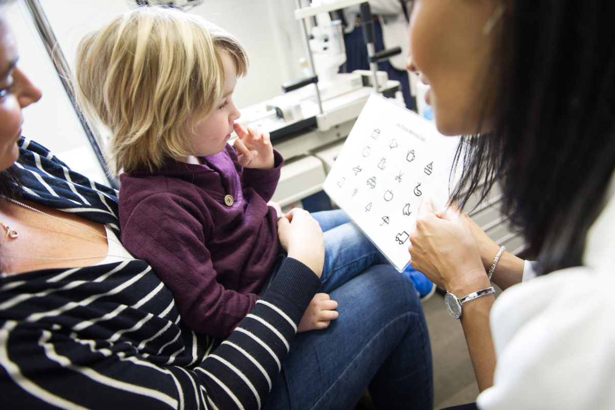 The importance of Children's Eye Health