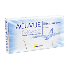 ACUVUE OASYS 12 MONTHS PACK